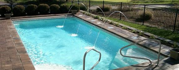 Extra Large Small Fiberglass Pools San Juan Pools